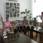 Discussions autour de l\'élixir de Massandra
