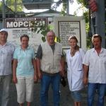 Equipe du Vignoble Morsko